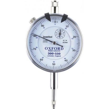 Czujnik zegarowy wstrząsoodporny MDAa