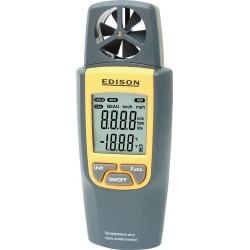 Miernik przepływu powietrza i temperatury TVA150