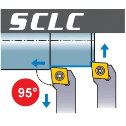 Nóż tokarski SCLC