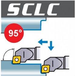 Nóż tokarski wytaczak S..SCLC