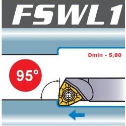 Nóż tokarski wytaczak FSWL1