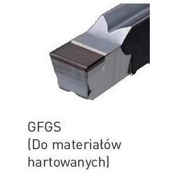 Płytki GY1....-GFGS do toczenia materiałów hartowanych