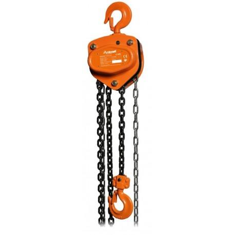 Wciągarki łańcuchowe Seria K