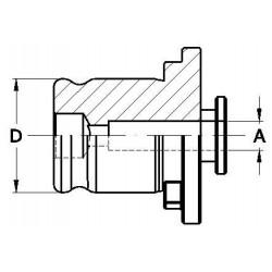 Zabieraki szybkowymienne B bez sprzęgła przeciążeniowego