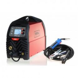 TECNO MIG 205 LCD MIG/TIG/MMA SYNERGIC