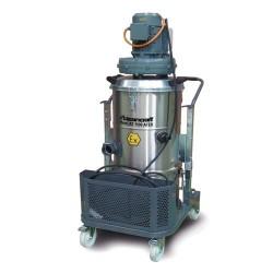 Odkurzacz flexCAT 1100 ATEX do pyłów, cieczy i ciał stałych