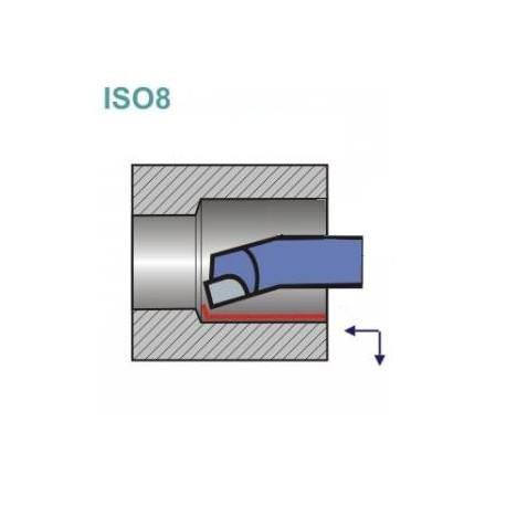 Noże tokarskie ISO 8 z płytką lutowaną