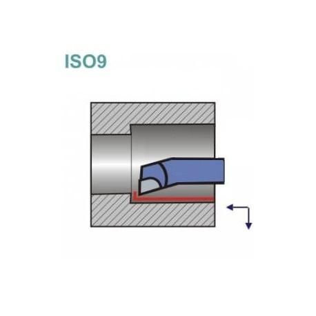 Noże tokarskie ISO 9 z płytką lutowaną