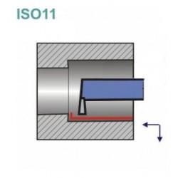 Noże tokarskie ISO 11 z płytką lutowaną