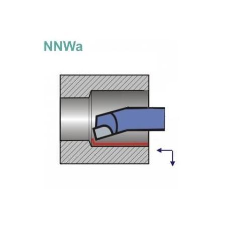 Noże tokarskie NNWa ze stali szybkotnącej