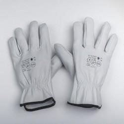 Rękawice skórzane DRIVER