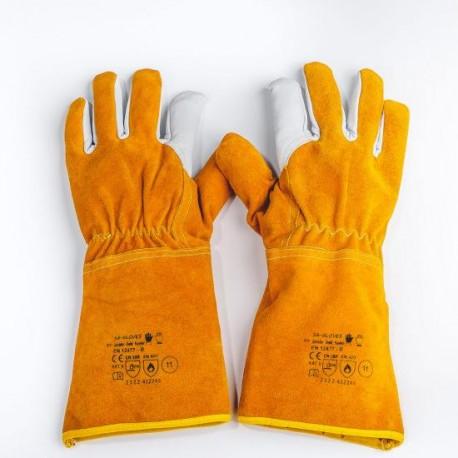 Rękawice spawalnicze WELDER GOLD KEVLAR