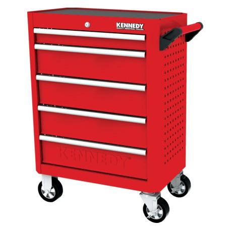 Wózki narzędziowe 3/5/7 szuflad, obciążenie 450kg.