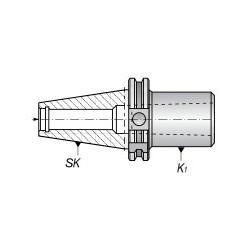 Tuleja redukcyjna DIN-MK TYP 1682