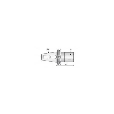 Tuleja redukcyjna DIN-MK TYP 1681