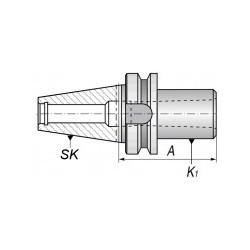 Tuleje redukcyjne BT-MK TYP 1663