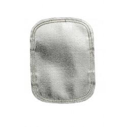 Aluminizowana osłona z włókna szklanego na rękę odbiająca wysoką temperaturę, WELDAS