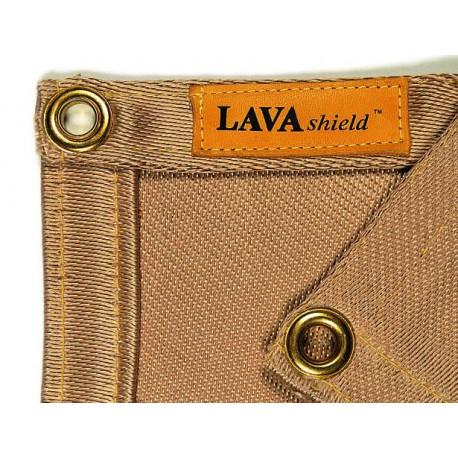 LAVAshield® krzemionkowy koc spawalniczy 1260ºC. 174 x 174 cm. WELDAS